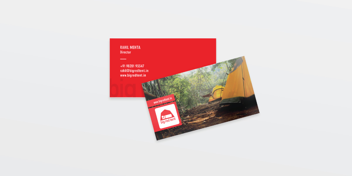 BIG RED TENT | SIXOFUS DESIGN